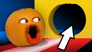 Annoying Orange - Hole in the Wall Challenge!