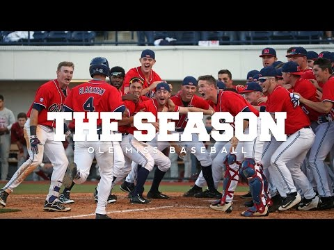 The Season:  Ole Miss Baseball - Alabama (2017)