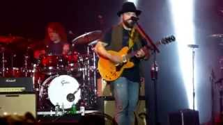 Zac Brown Band - Uncaged / Kashmir / The Devil Went Down to Georgia