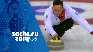 Curling - Mens Semi-Final - Sweden V Great Britain | Sochi 2014 Winter Olympics