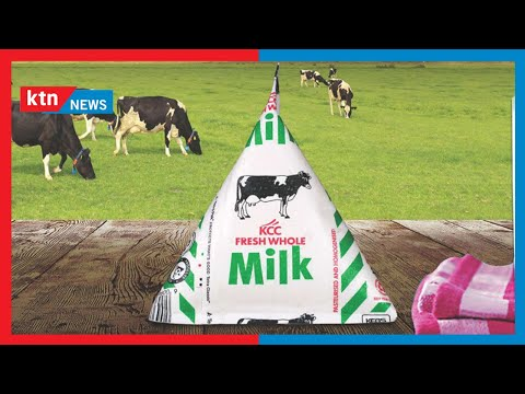 ODM leader Raila Odinga vows to restructure KCC so that it can benefit dairy farmers