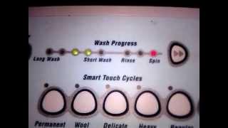 Explaining Fault Error Codes Fisher & Paykel Washer / Washing Machine