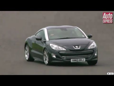 Peugeot RCZ 200 THP review - Auto Express Performance Car of the Year