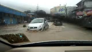 Wayanad floods 2019-Kalpetta town