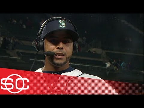 Mariners' Nelson Cruz talks about record crowd at Safeco on opening night | SportsCenter | ESPN
