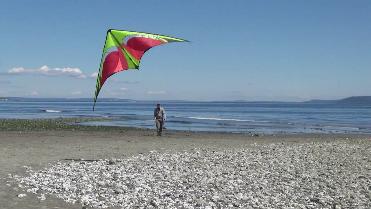 Micron + Dyneema Flying Lines video thumbnail