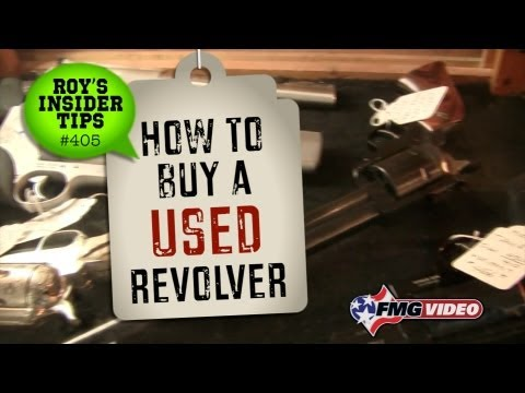 How To Buy A Used Revolver