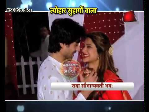 Bepannah: Aditya & Zoya Romantic Karvachauth.