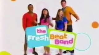 Nick Jr: fresh beat band music video