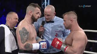 Boxing Live: Marián Džupka (SVK) vs. Filip Grznár (CZE)