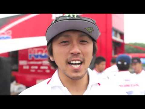 2013全日本モトクロス選手権第5戦を終えて
