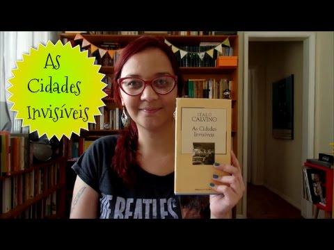 Resenha: As Cidades Invisíveis, de Italo Calvino