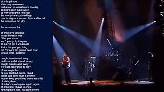 "Sept 15, 2000: ""Raven"" (w/ dark improv lyrics about a young prostitute/etc) - 9/15/00 - Dallas - DMB"