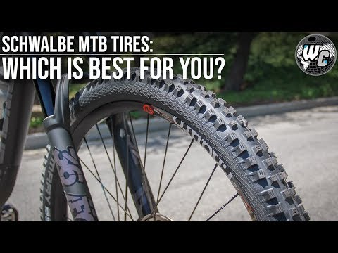 Schwalbe MTB Tire Guide: Which is Right for You?