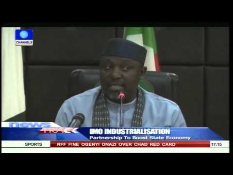 Imo State Partners With China To Boost State Economy