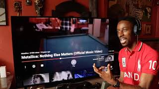 Metallica - Nothing Else Matters (Official Music Video) | Reaction