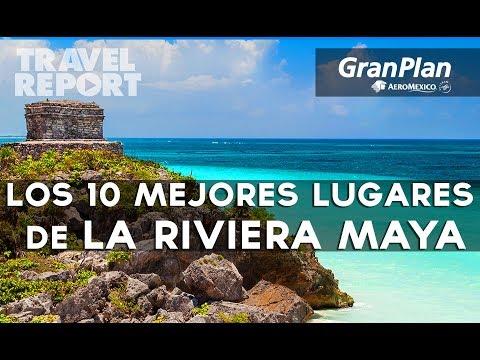 10 imperdibles Riviera Maya