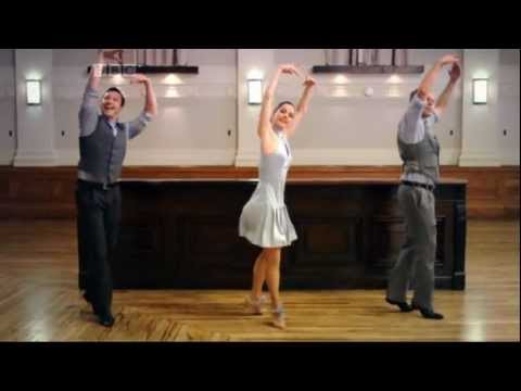 Darcey Bussell Dances Hollywood – Good Morning