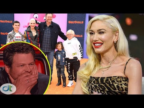 Blake Shelton burst into tears when Gwen Stefani decided to let a son changed by his last name