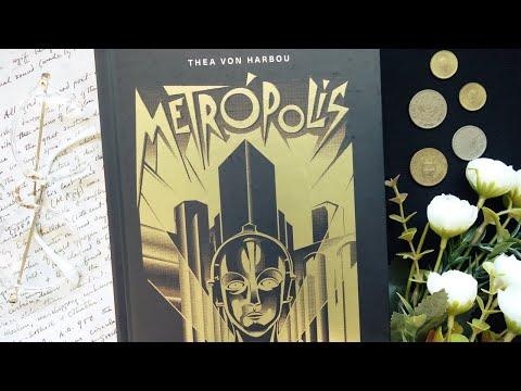 Metrópolis - Thea Von Harbou | Detalhes da Edição | Hear the Bells