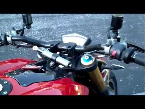 2010 Ducati Streetfighter S Loaded!