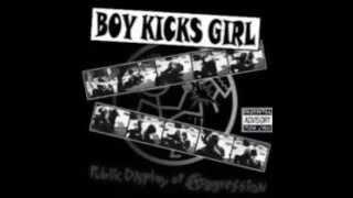 Boy Kicks Girl - Ode to me