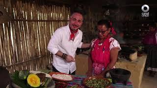 La ruta del sabor - Papantla, Veracruz