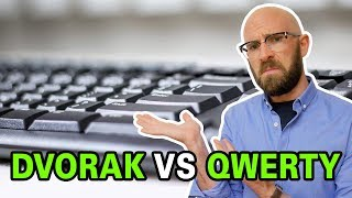 Who Invented the Keyboard and is the Dvorak Really Better than the QWERTY?