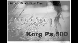 Natali Song & KorgStyle -Я Снова Жду (Korg Pa 500) RussianDisco 80