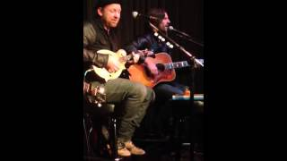 You Save Me- Brett James (live at Eddie's Attic)