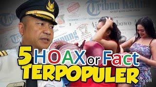 TOP 5 HOAX OR FACT: Istri Ari Askhara Labrak Selingkuhan hingga Bawang Merah Obati Gigitan Kobra?