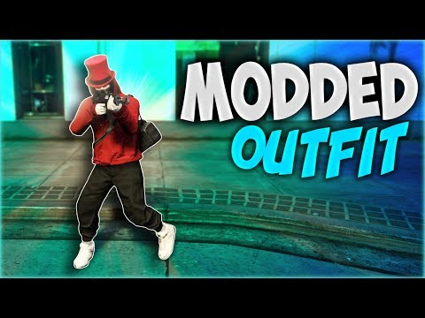 GTA 5 Online - Create A Modded Outfit Using Clothing Glitches *Patch 1.40* (GTA 5 Outfit Glitches)