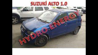 Suzuki Alto Hidrojen yakıt sistem montajı