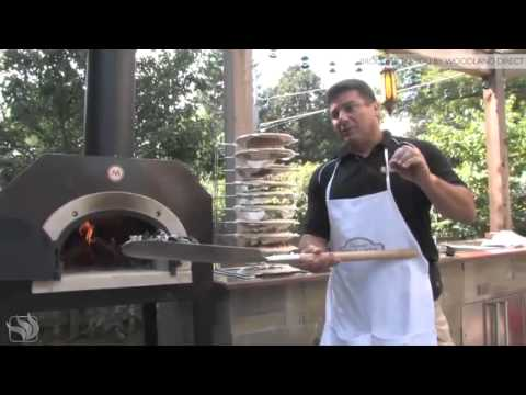 How to clean the hearth of a Chicago Brick Oven