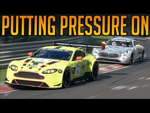 Gran Turismo Sport: Putting The Pressure On