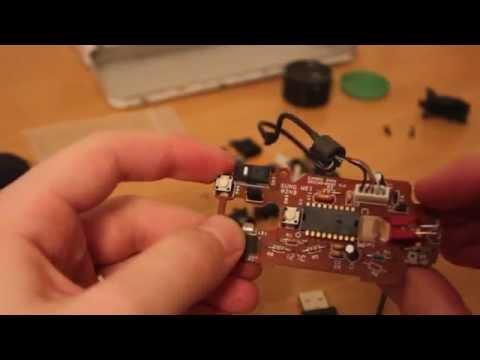 Простой ремонт компьютерной мышки своими руками