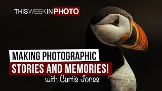 The Photographic Story Collector and Memory Maker - Curtis Jones