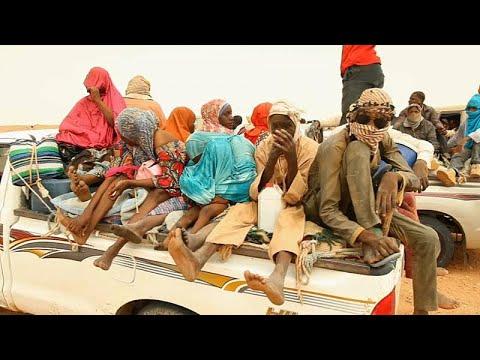 Νίγηρας: Χιλιάδες μετανάστες σε αναζήτηση μιας καλύτερης ζωής…