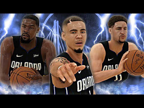 NBA 2K19 MyCAREER S2 - CURRY INJURED!? KD & KLAY RETURNS TO GSW! NO SCORING CHALLENGE!