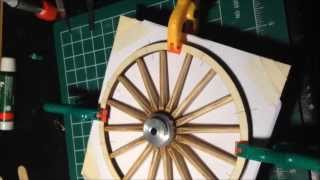 Building the Conestoga Wagon A