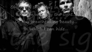 A-ha 'The Swing of Things'