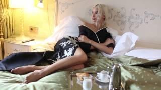 Топ-модель Саша Лусс признается, что носила леопардовые лосины