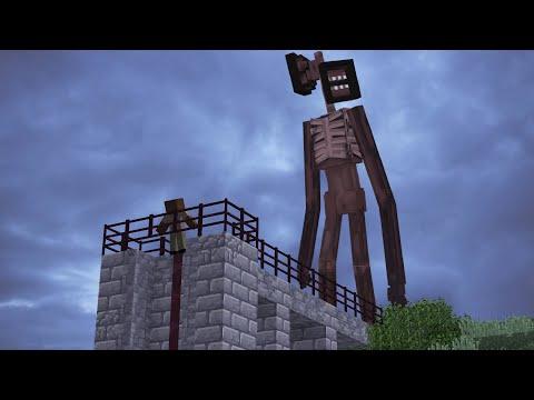 Сиреноголовый - Майнкрафт Хоррор Фильм