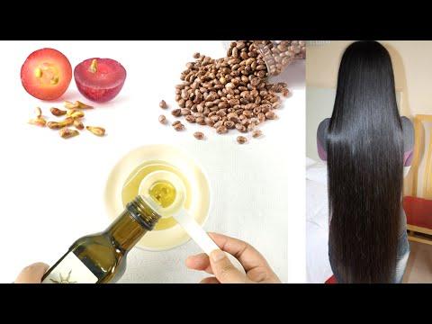 Hair Mask na may Roots ng burdock