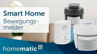 Tutorial: Bewegungsmelder installieren | Homematic IP