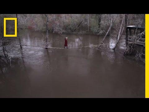 Colbert's Life in the Swamp | Live Free or Die