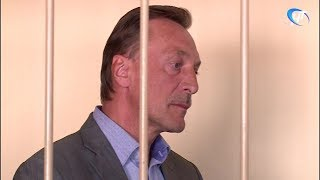 Руководитель регионального управления Роспотребнадзора Анатолий Росоловский заключен под стражу