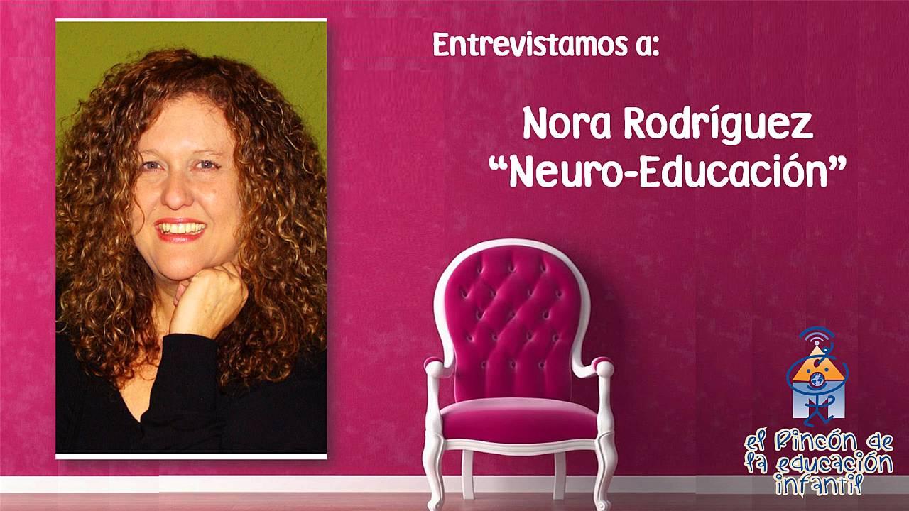 Neuro-Educación con Nora Rodriguez
