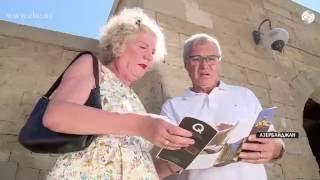 Американские путешественники в Баку