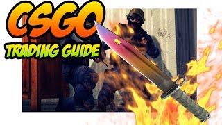 CSGO Trading Guide - Make Money !